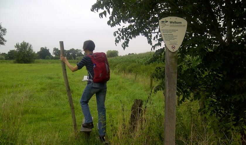 Klompenpaden: om heerlijk te wandelen. Foto: PR