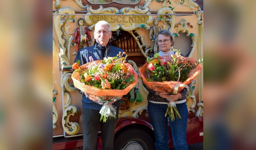 De heer en mevrouw Kolenaar. Foto: PR
