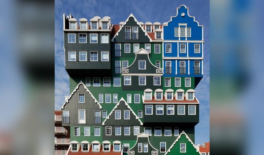 Een voorbeeld van Postmodernisme. Foto: Peter Barnes