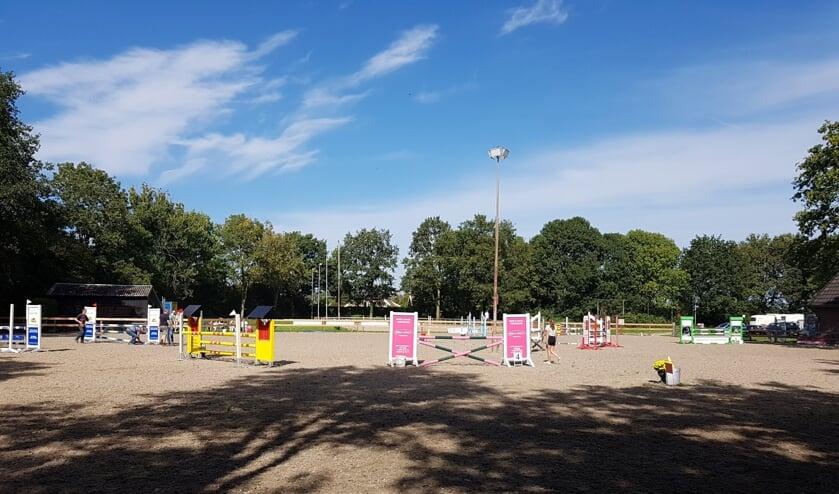 <p>Het paardensportterrein van PSV De Zevensteen. Foto: PR</p>