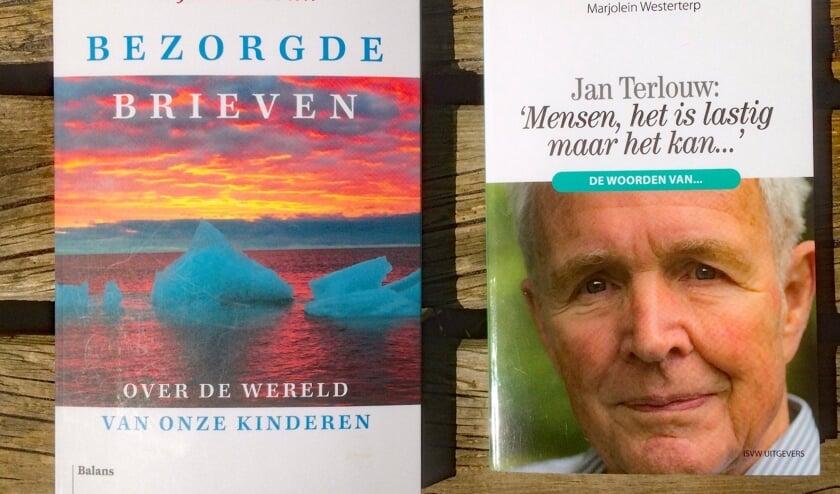 Deze keer behandelt Sander maar liefst twee boeken in zijn rubriek. Foto: Sander Grootendorst