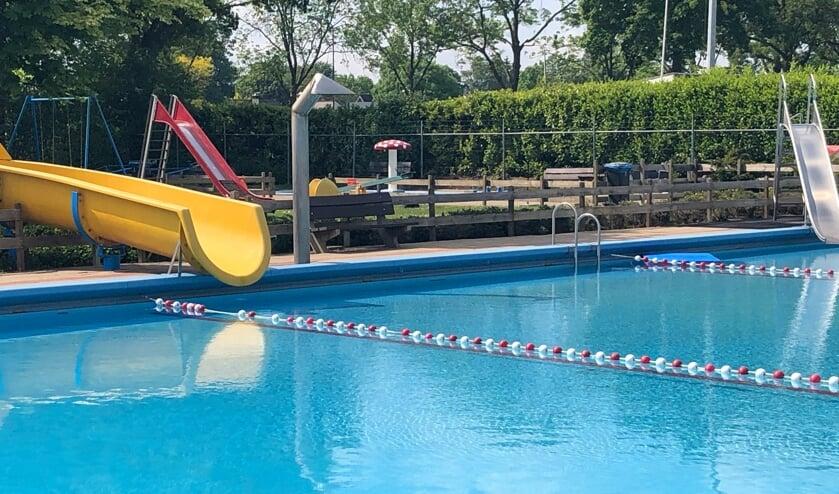 <p>Zwembad De Berkel in Almen. Foto: PR</p>