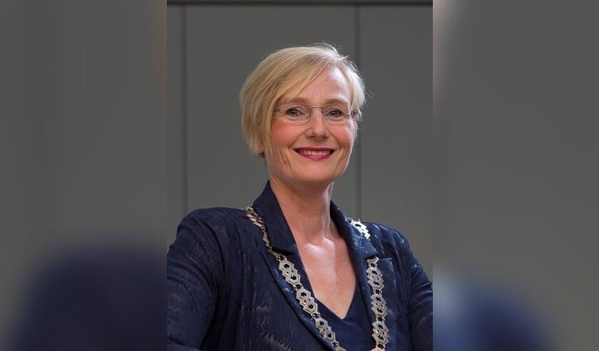 <p>Burgemeester Marianne Besselink. Foto: Gemeente Bronckhorst</p>