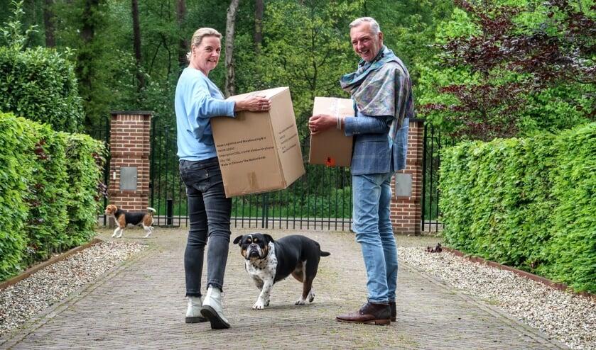 <p>Het Hengelose avontuur van de familie Meiland in Hengelo zit er na tien maanden alweer op. Foto: Luuk Stam</p>
