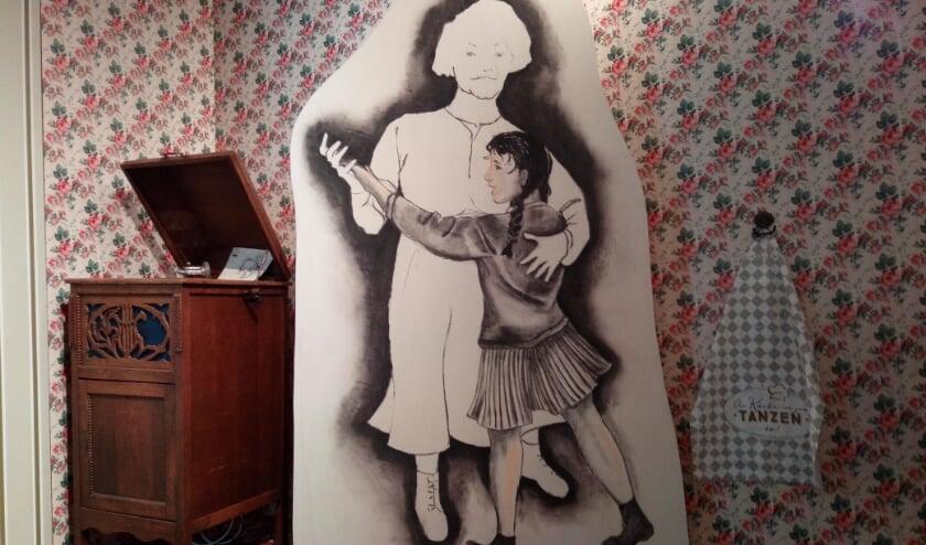Verbeelding van het verhaal van Monique B. door Maron Hilverda. Foto: PR