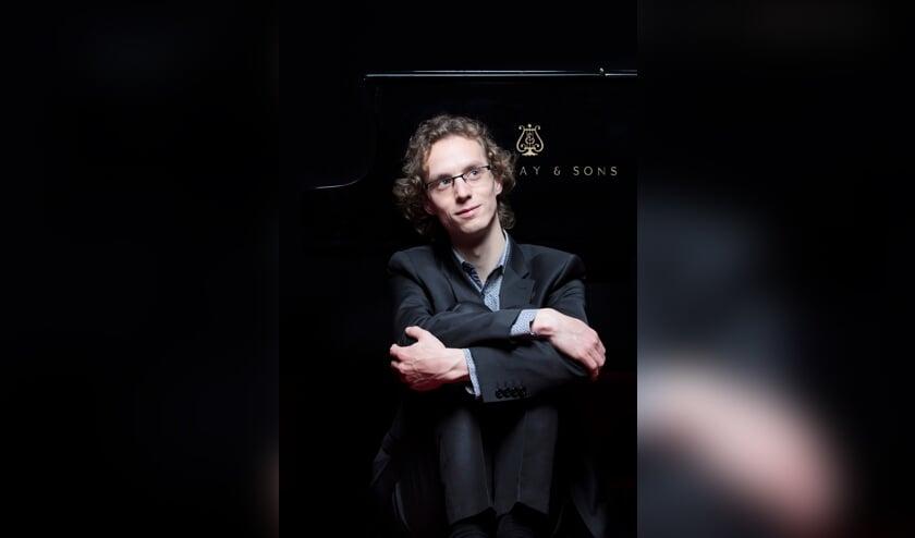 Tobias Borsboom. Foto: Marco Borggreve