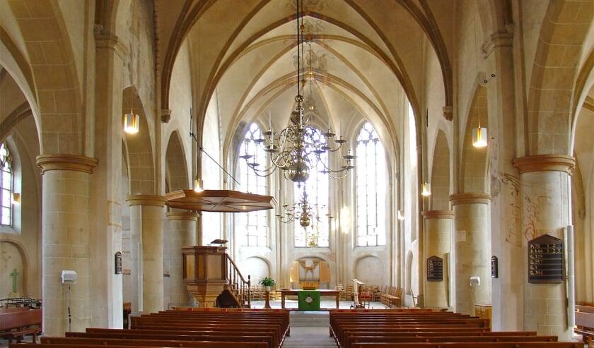 Musica Jacobi met muziek van Mendelssohn in de Jacobskerk. Foto: PR