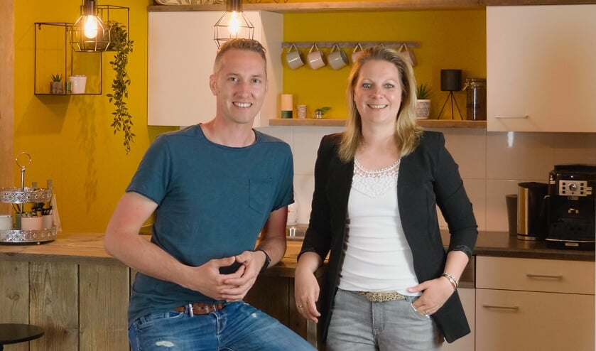 Jeroen en Chantal Muller.