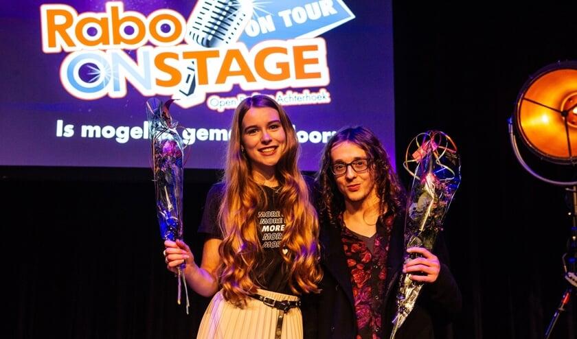 Finalisten Rabo on Stage. Foto: Sanne Wevers
