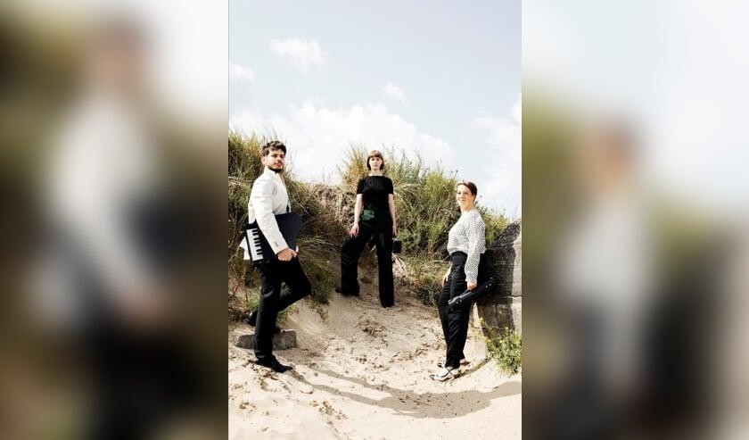 <p>Het trio HET. Foto: PR</p>