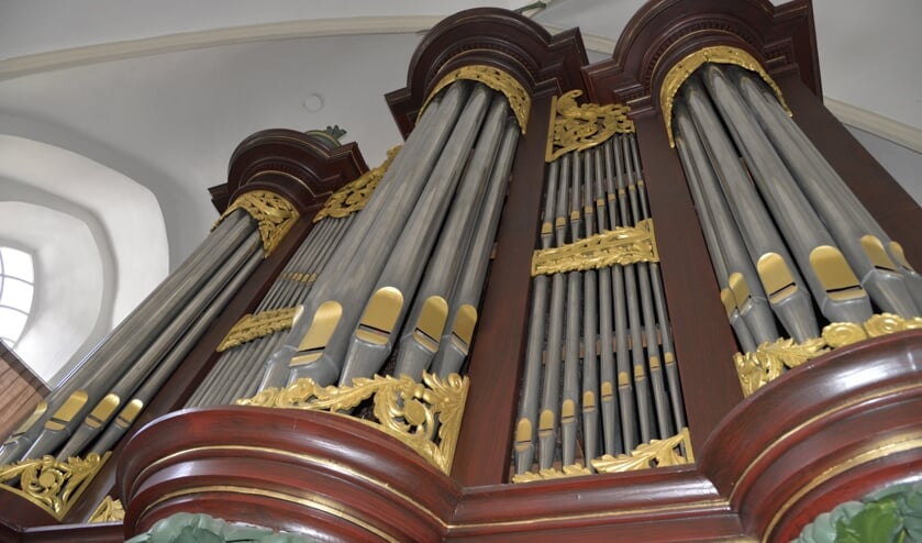 <p>Niet alleen maar orgelmuziek tijdens de Open kerk, maar ook folkloredansers, damesensemble Amazing en vele anderen in de komende weken. Foto: &nbsp;T.Johan Reuter.</p>