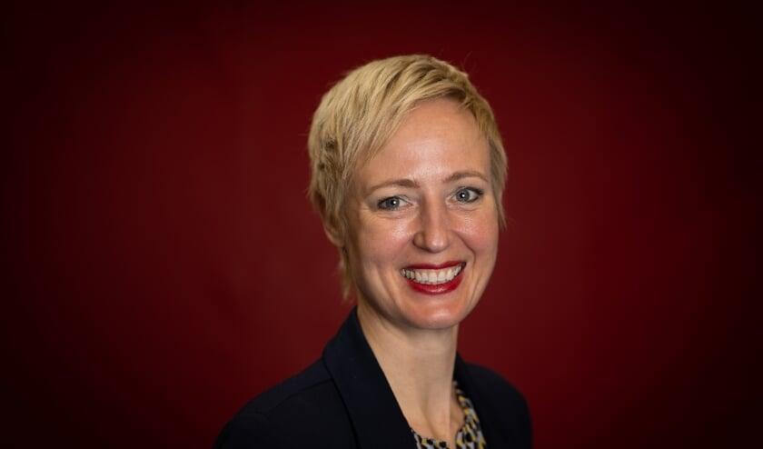 <p>Marieke van der Plas Algemeen directeur KNGU. Foto: PR</p>