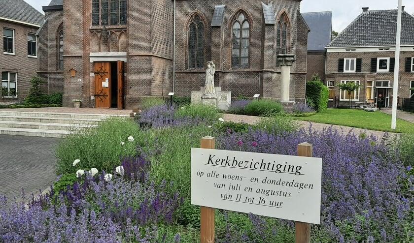 Beltrumse kerk in Juli en Augustus open voor bezichtiging. Foto: PR
