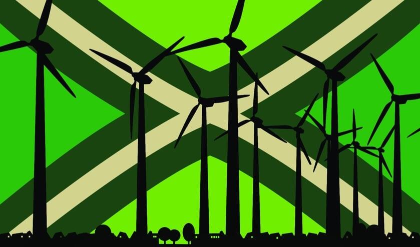 <p>'De inwoners van Bronckhorst kozen overduidelijk voor een windmolenvrije leefomgeving'. Beeld: Actiecomité Op en Um 't Hengelse Zand</p>
