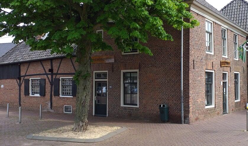 <p>Het Grenslandmuseum is vanaf 9 juni weer geopend voor bezoekers. Foto: PR</p>