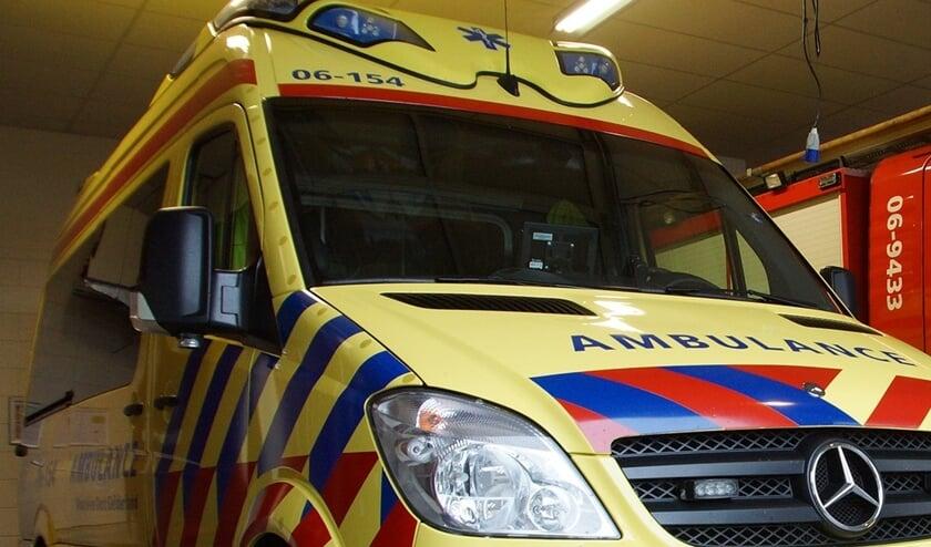 <p>Witte Kruis is verantwoordelijk voor de ambulancezorg. Foto: Frank Vinkenvleugel</p>
