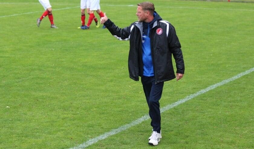 Peter Jansen verlaat Reunie. Foto: Jaime Lebbink
