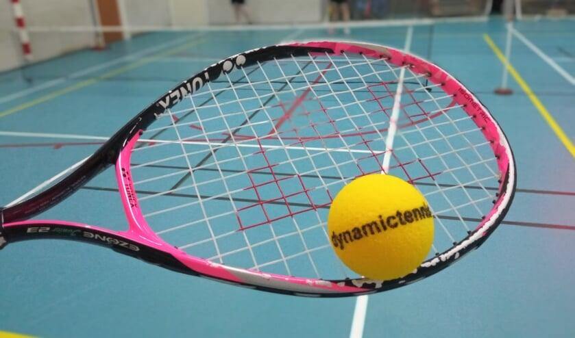 Dynamic tennis, nu ook voor jongeren. Foto PR