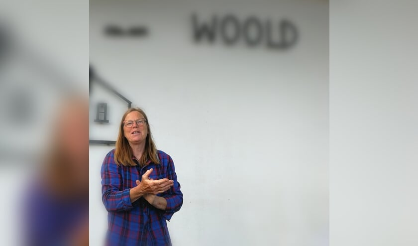<p>De allerlaatste les voor Staring Educatie vond plaats bij school Woold. Hiervoor hoefde Dorien dit keer niet ver te gaan, want Woold is eveneens de buurtschap waar zijzelf woont. Foto: Ineke Obbink</p>