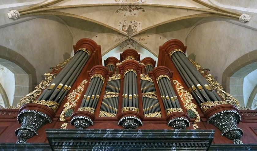 <p>Het orgel in de kerk. Foto: Hans Hendriks</p>