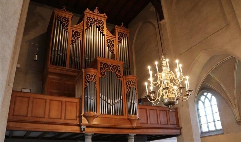 <p>Het orgel van de Lambertikerk in Zelhem. Foto: PR</p>