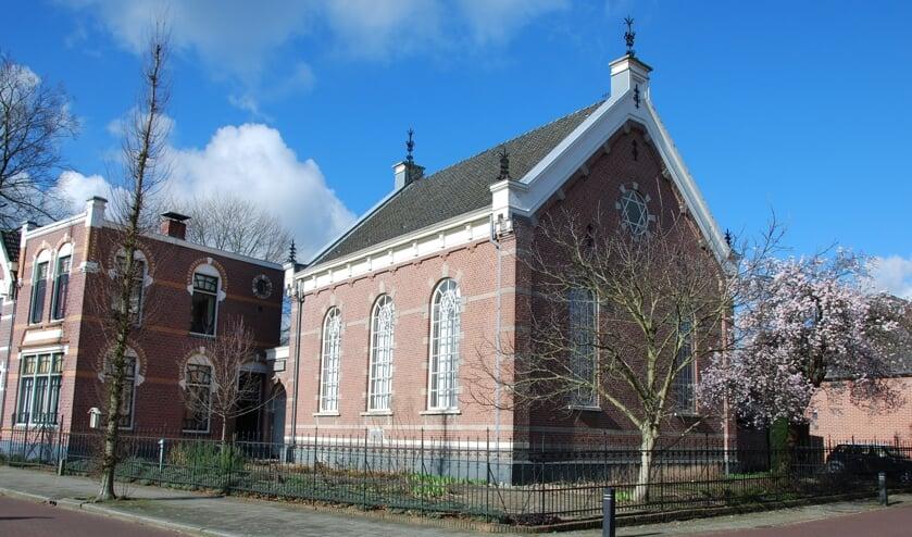 <p>Het synagogecomplex in Winterswijk. Foto: Mirjam Schwarz</p>