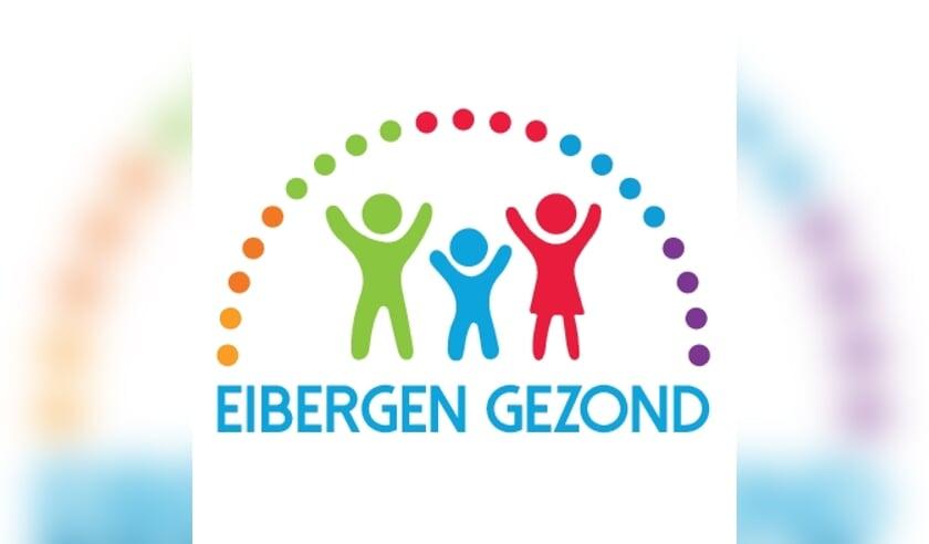 <p>Het logo van Eibergen Gezond. Foto: PR</p>