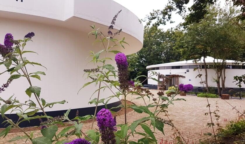 <p>De locatie van de voormalige rioolwaterzuivering is nu een beleef- en natuurpark. Foto: pr Kronenkamp</p>