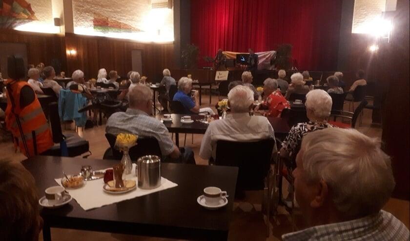 <p>De muzikale middag in het Kulturhus. Foto: PR</p>