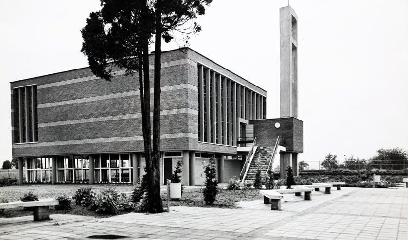 <p>De RK Kapel van Scholengemeenschap Marianum in Groenlo. Foto: PR</p>