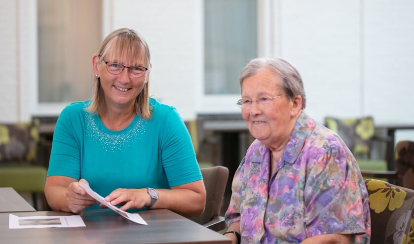 Wilma Doornink, vrijwilliger bij Dr Jenny. Foto PR