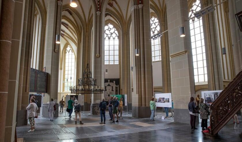 <p>World Press Photo in Zutphen. Foto: Patrick van Gemert/Zutphens Persbureau</p>