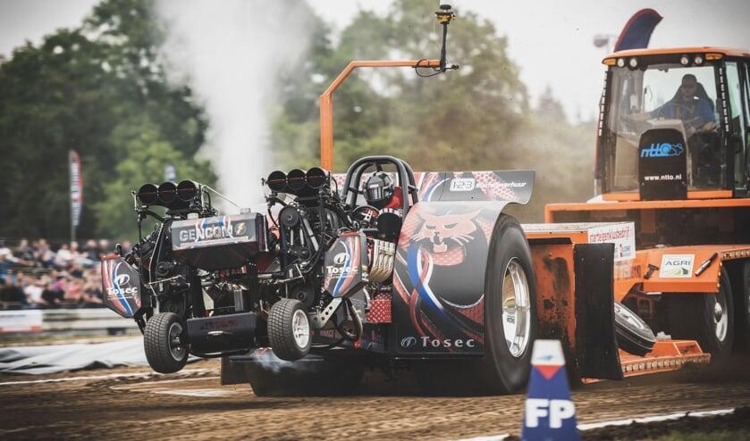<p>Tractorpulling Lochem. Foto: PR</p>