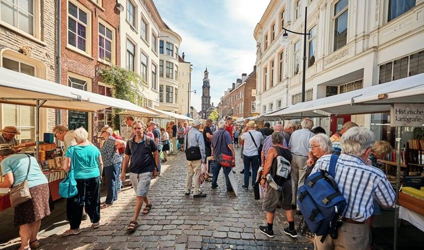 <p>Zutphense Boekenmarkt. Foto: PR</p>
