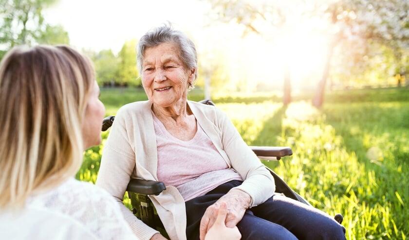 <p>Villa Nuova biedt een warm thuis aan ouderen met dementie. Foto Korian Nederland</p>