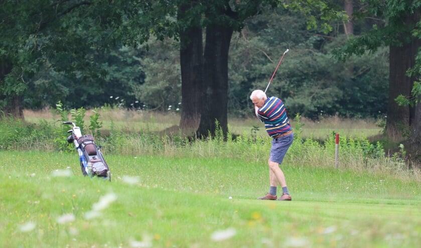 <p>Wie wordt golfkampioen van Borculo.. Foto: Arjen Dieperink</p>