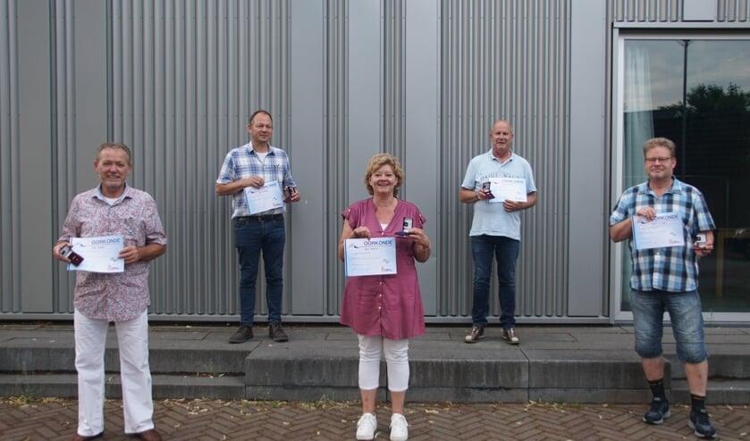 2021-29 jubirissen Beatrix achter EC MK voor TJ LW MtK Foto: Frank Vinkenvleugel