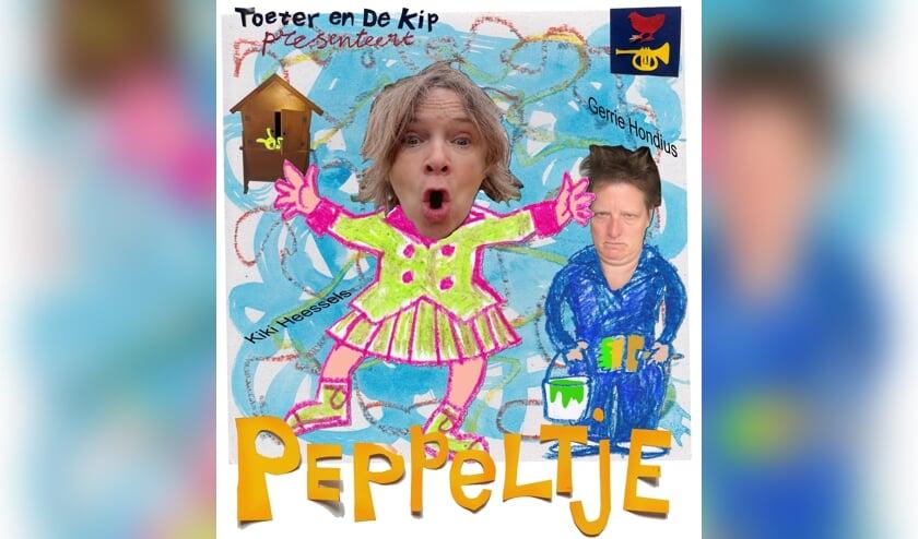 Theater Peppeltje Toeter en Kip. Foto: PR