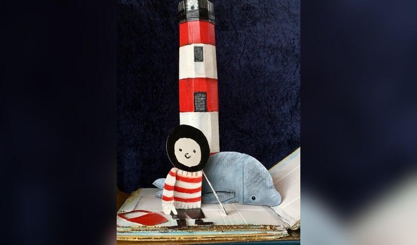 'Wallie' poppenkastvoorstelling door Belletje Sterk. Foto: PR