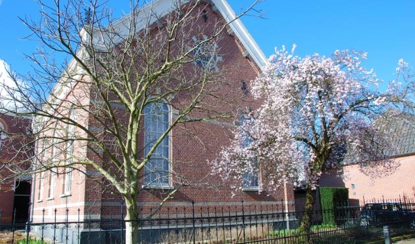 <p>Het synagogecomplex in Winterswijk Foto: PR</p>