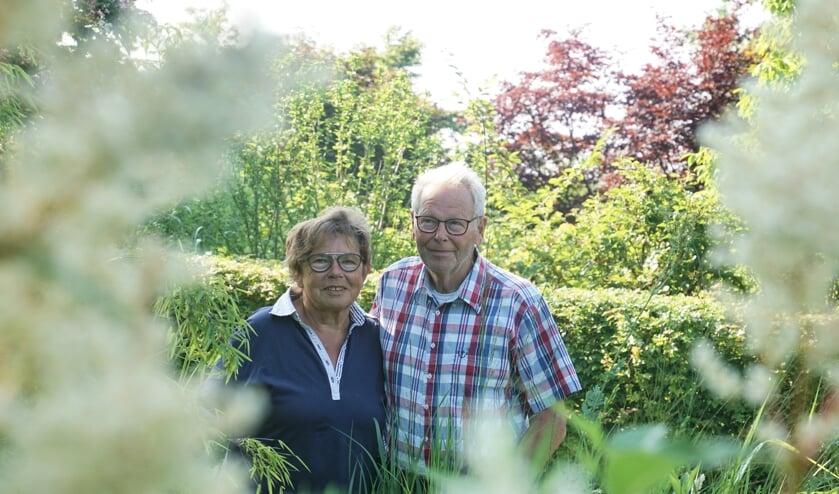 Yvonne en Wim Duitshof. Foto: Frank Vinkenvleugel