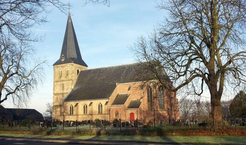 <p>St. Joriskerk aan de Rijksweg te Voor-Drempt. Foto: PR</p>