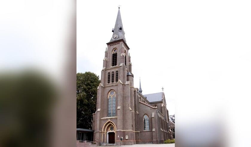 Cuyperskerk in de Kranenburg-Vorden. Foto PR