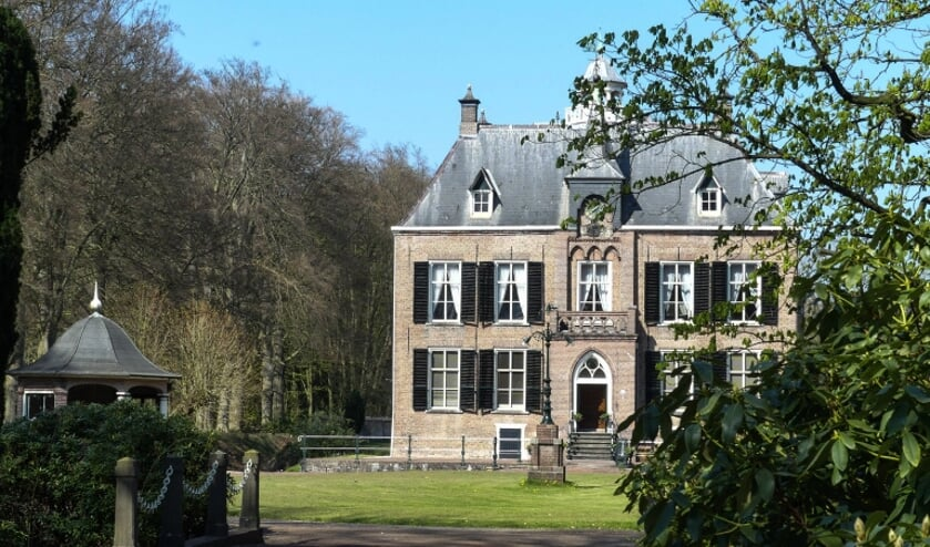 <p>Wandelaars komen zondag onder meer langs Huize Het Enzerinck. Foto: PR</p>