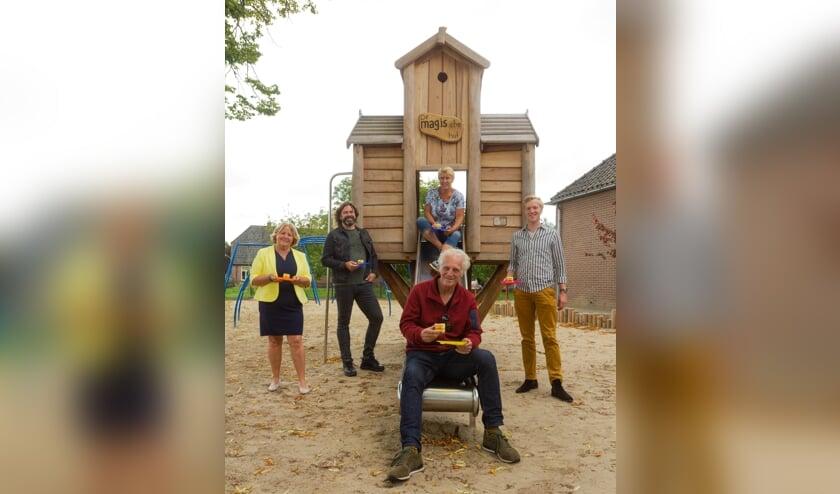 <p>Het schoolplein van De Driesprong in Ruurlo. Foto: Tom Krooshof/PR Berkellands Naoberfonds</p>