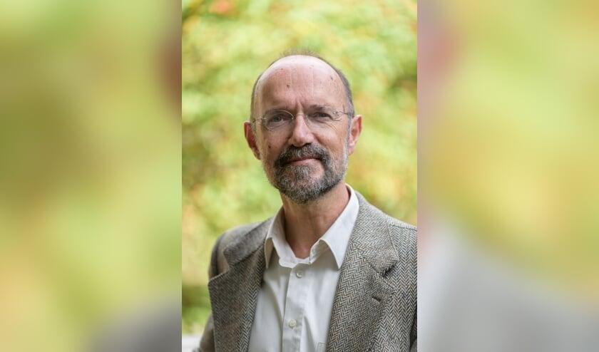 Bert Lotz, teamleider Toegepaste Ecologie bij Wageningen University & Research. Foto: Guy Ackermans