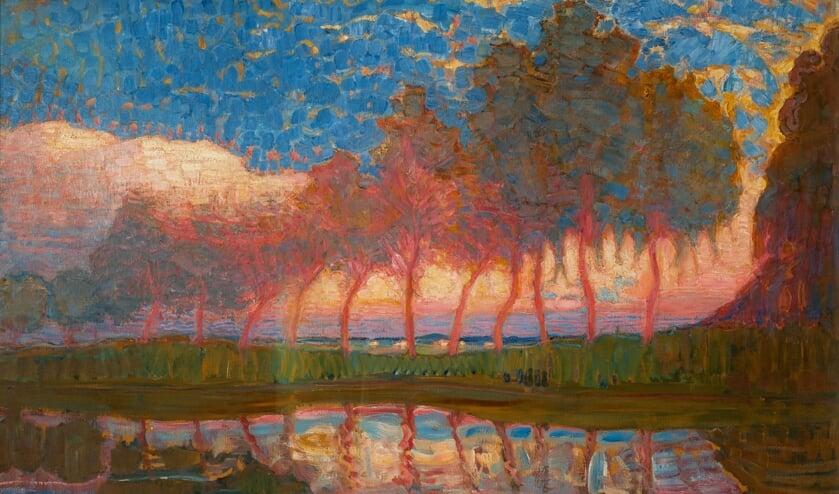 Piet Mondriaan als jong talent en vernieuwer in de kunst. Foto: PR Villa Mondriaan