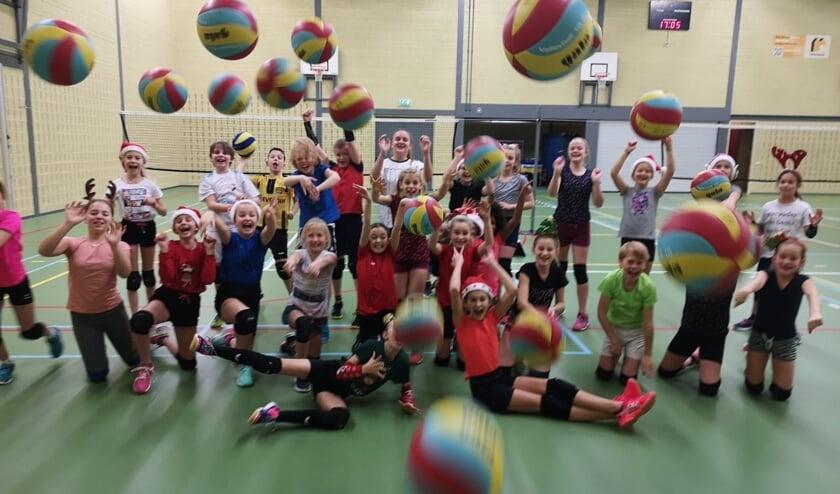 <p>Cool Moves Volley bij DIOS. Foto: PR</p>