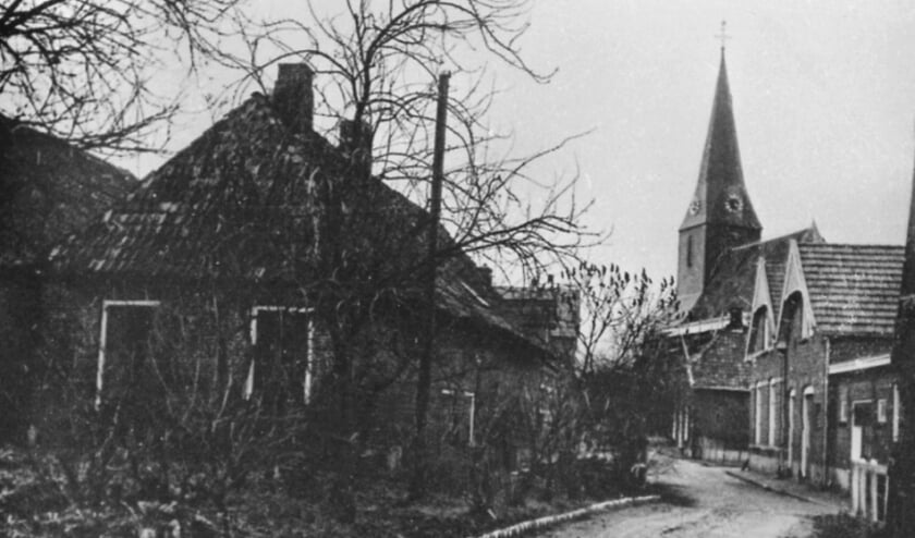 Bredevoort, Zuivelfabriek in de Boterstraat, E.M.S. Foto Collectie Leo van der Linde