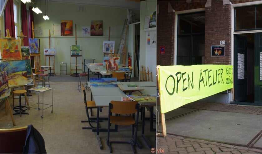 17 sept Open Atelier bij de WAS